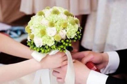 婚庆租车常识选择圆形手捧花的含义